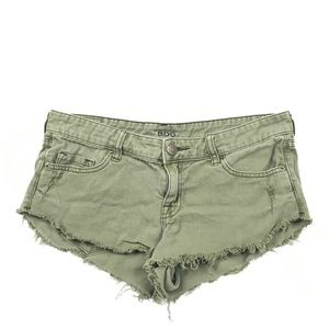 Urban Outfitters BDG Dolphin Low Rise Shorts